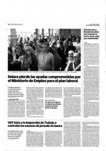 DENUNCIA PÚBLICA DE UGT